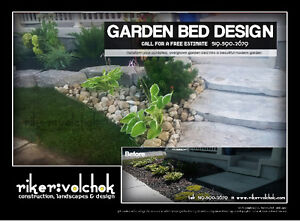 Professional Landscaping - Decks, Interlock, Gardens, Sod & more Kitchener / Waterloo Kitchener Area image 2