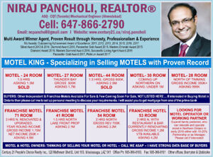 30 Room Motel for Sale, north of Timmins - Asking 899K