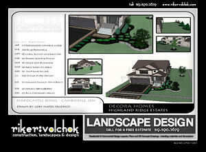 riker:volchok Landscapes - Decks, Interlock, Garden, Sod & more Cambridge Kitchener Area image 8