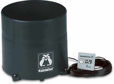 RainWise Electronic Recording Rain Gauge Wired with 60' of Cable