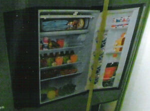 NEW Whirlpool Fridge with Freezer  $180