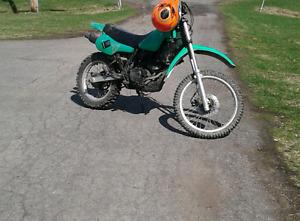 1991 Kawasaki klr 250 4 stroke