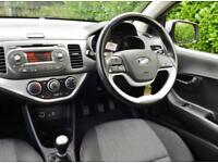 2016 Kia PICANTO 1.0 1 AIR Manual Hatchback