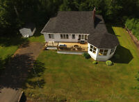 Amazing cottage retreat overlooking the Bay of Shediac