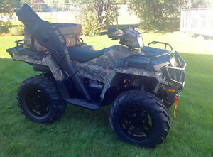 Used 2015 Polaris Hunter Edition Sportsman SP