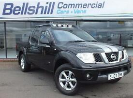 2007 Nissan Navara 2.5dCi automatic Outlaw