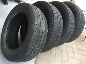 225-65-17 Summer Tires (Four)