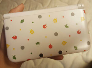 Collector's LIMITED EDITION Animal Crossing New Leaf 3DS XL