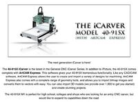 **New price!!** CNC router (General International tools)