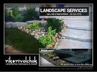 riker:volchok – Landscaping Services – CALL 519-590-2679