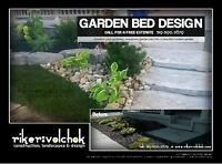 Landscaping - garden beds, decks, sod & more   BOOK TODAY