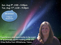 Psychic Reading Circle with Orlea Rollins