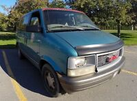 1996 GMC Safari Fourgonnette, fourgon