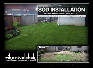 riker:volchok Landscapes - Decks, Interlock, Garden, Sod & more Cambridge Kitchener Area image 3
