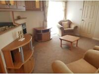 Double Glazed and Centrally Heated Static Caravan For Sale, The Isle Of Wight