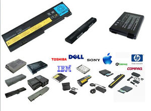 BRAND NEW BATTERIES FOR ALL LAPTOPS HP,LENOVO,ACER,ASUS,GATEWAY