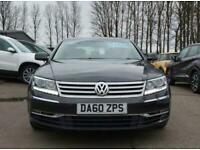 2011 Volkswagen Phaeton 3.0 V6 TDI 4MOTION SWB 4d 237 BHP Saloon Diesel Automati