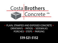 COSTA BROTHERS CONCRETE LTD.