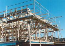 Scaffold / Adjustable walkway system Drouin Baw Baw Area Preview