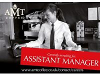 AMT Coffee Ltd - Assistant Manager - Edinburgh