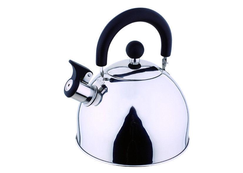 Bollitore con fischio Eva 013707 acciaio inox 1 litro teiera bolli acqua - Rotex