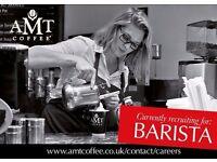 Part Time Barista - AMT Coffee - Glasgow