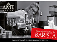AMT Coffee Ltd - Barista - Euston