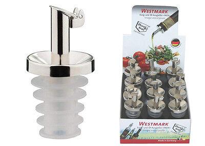 Tappo dosatore Westmark versatore beccuccio olio aceto bottiglia alcolici  Rotex