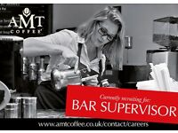 AMT Coffee - Supervisor - Newcastle