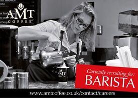 AMT Coffee - Barista - Sheffield