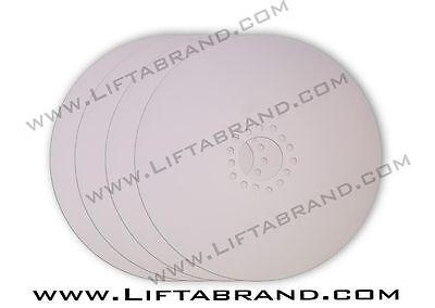 "22"" Wheel Dust Shield/Dust Cover of 4 22"" Rim Dust Covers! Rim Brake Shields"