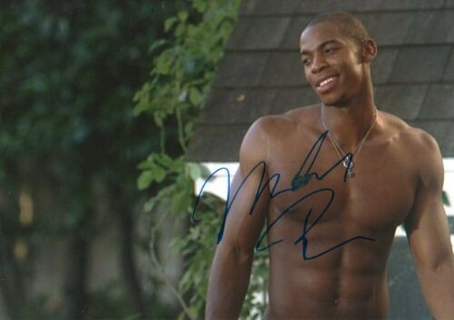"Mehcad Brooks ""True Blood"" Autogramm signed 20x30 cm Bild"