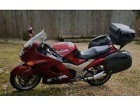 Kawasaki ZZ R1100 Motorbike