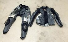 Men's Alpinestars motorcycle jacket and pants Ermington Parramatta Area Preview