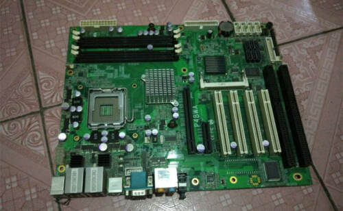 1pc Used Commell P4bwa Industrial Atx Industrial Motherboard