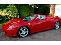 Ferrari 360 Spyder Replica for Sale in Central London. Low Miles