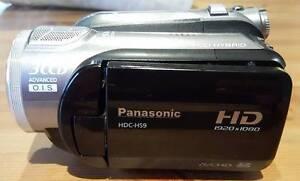 Panasonic HDC-HS9 HD Video Camera Narre Warren Casey Area Preview