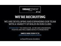 Amazing Personal Training Job at Uber Cool Gym