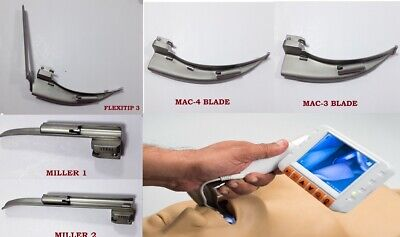 Sc-01 Video Laryngoscope Adult Set