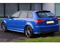 Audi S3 - Limited Edition Nogaro Blue