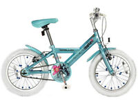 """APOLLO """"SPARKLE' Bike/Bicycle for Girls, 16in Tyres (Age: 3+ years)"""