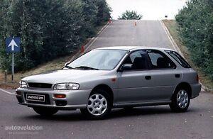Looking for 1998-2004 Subaru impreza