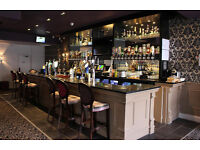 Experienced bar staff required for pub in Borehamwood