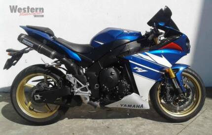 2010 Yamaha YZF-R1 YZF-R1 - S17156 Jamisontown Penrith Area Preview