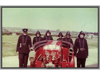 Wanted any items relating to the Northern Ireland Fire Service and the Ambulance service