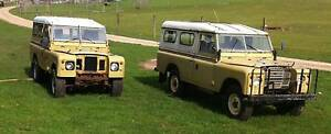 1979 Land Rover (4X4) x 2 Mount Gambier Grant Area Preview