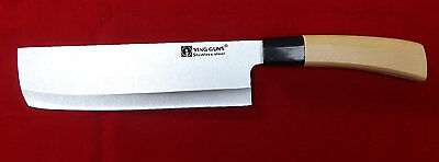 New Sushi Chef Kitchen Noodle Clever Deba Chopping vegetable Cook Knife Blade