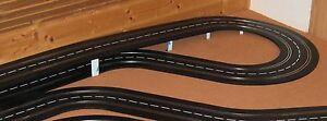 Brückenteile Carrera Digital 132 / Evolution / 4 Stützen für Steigung