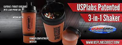 Usplabs 3-in-1 Shaker Cup & Fill-n-go Funnel Usp Labs on Sale