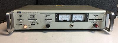 Agilent Hp Keysight 8717b Transistor Bias Supply